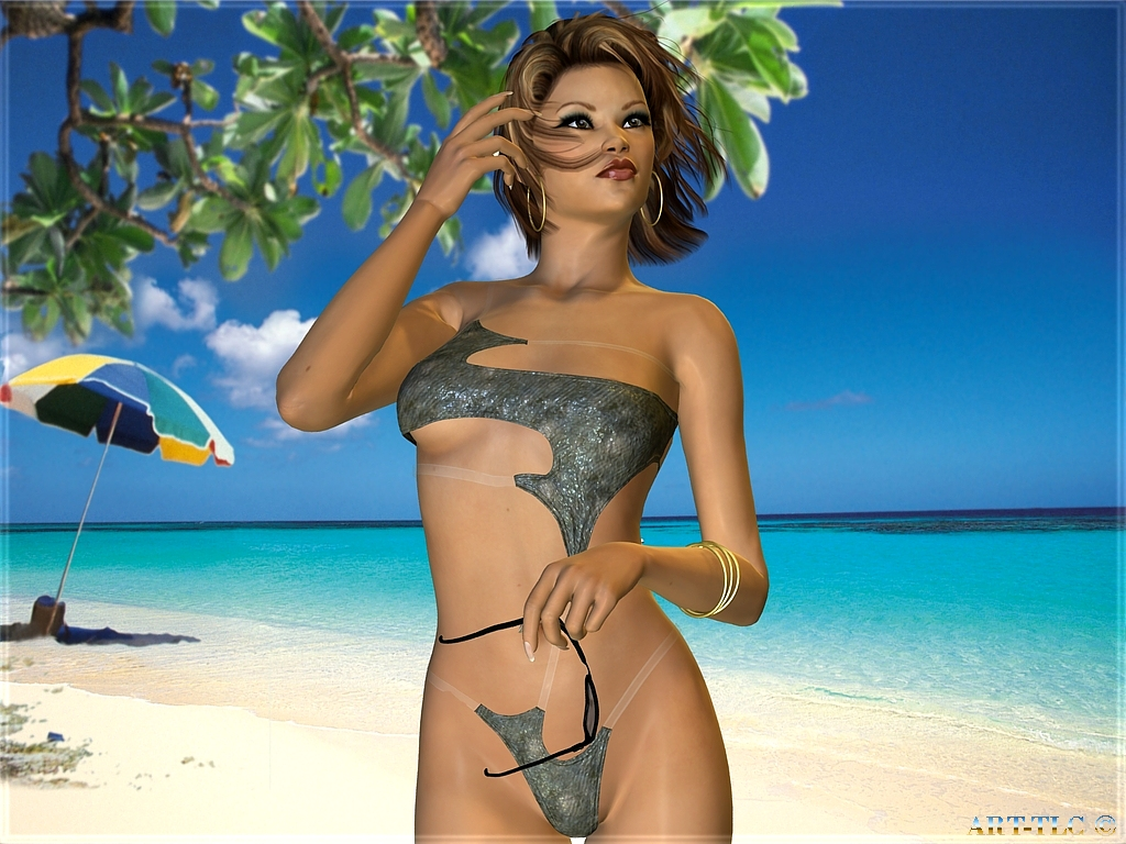 Free Bikini Season Wallpapers by ART-TLC, Wallpapers-TLC, Bikini ...